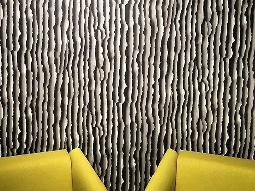 D.L. Couch   Wallcovering   Neocon 2016