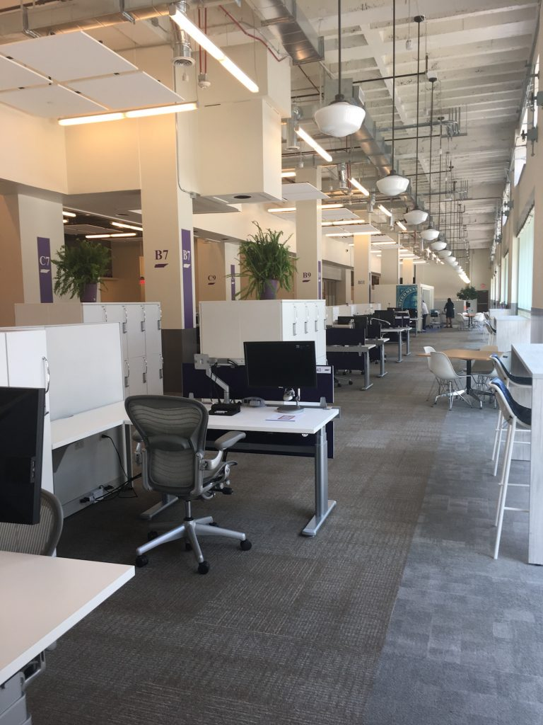 Transforming Workspaces With the GSA Team in Atlanta - 1