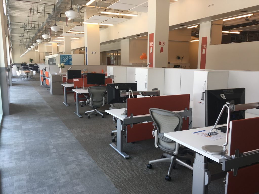 Transforming Workspaces With the GSA Team in Atlanta - 2