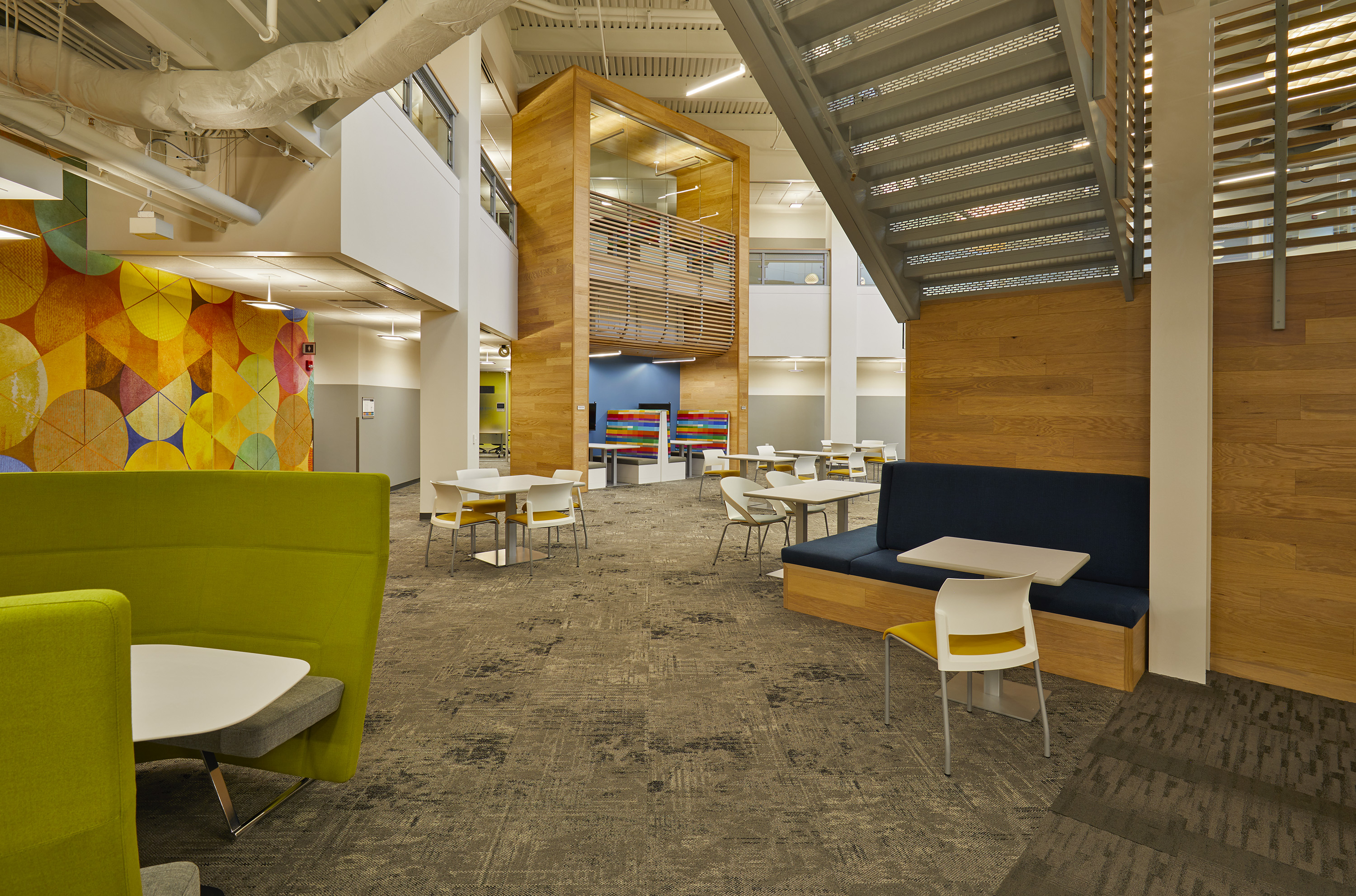 Creating an Integrated Workplace for This Indianapolis Client 7