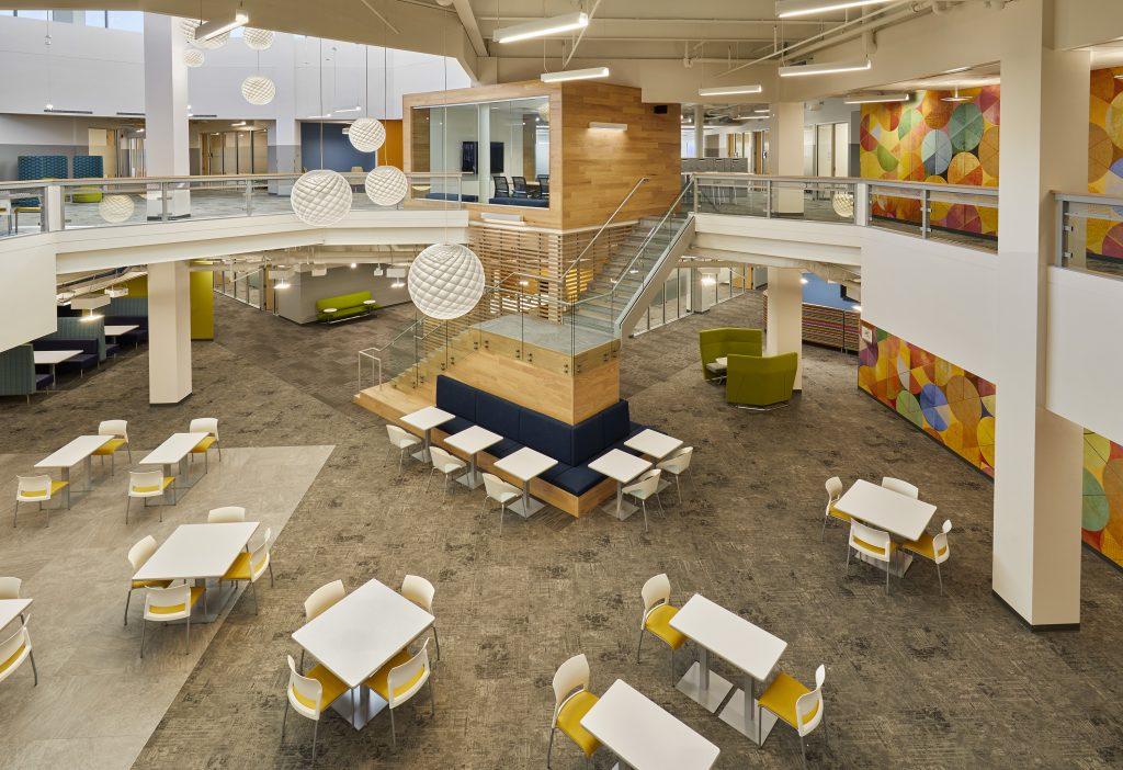 Bringing New Life to Two-Story Atrium 4