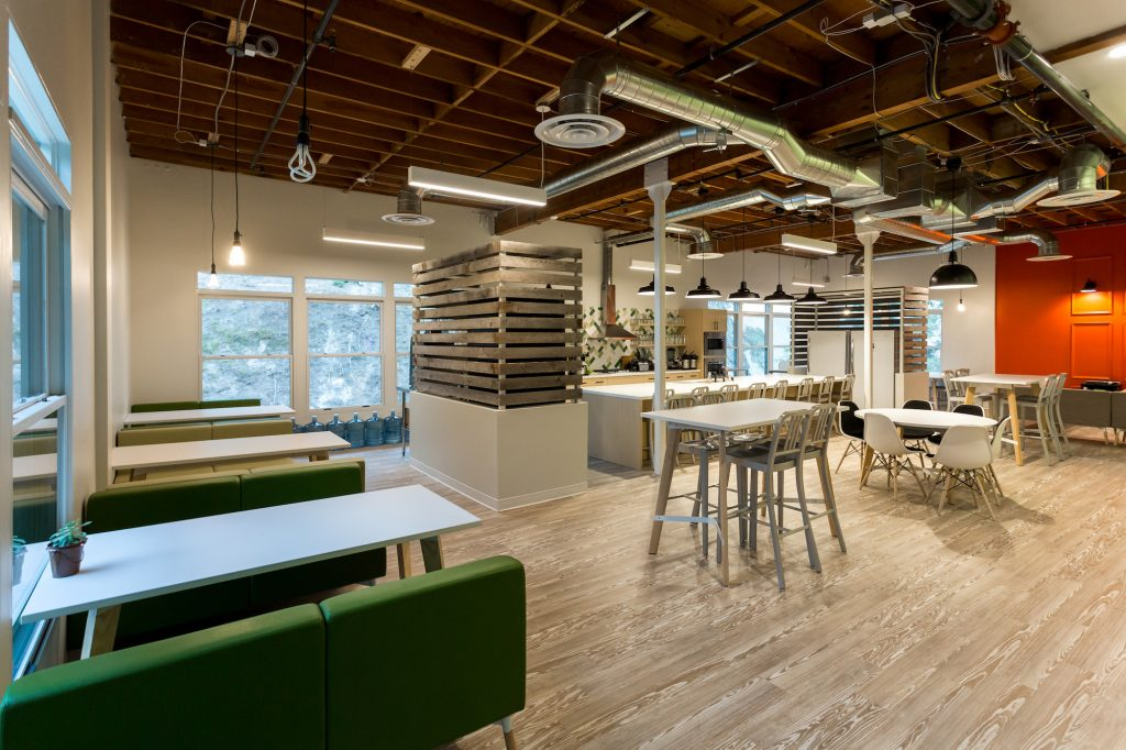 Kashi - Designing Work Cafe