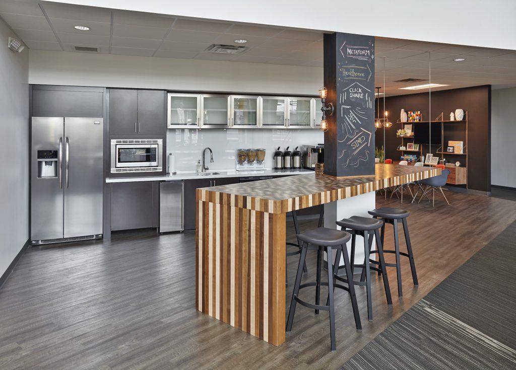 Officeworks - Designing Work Cafe