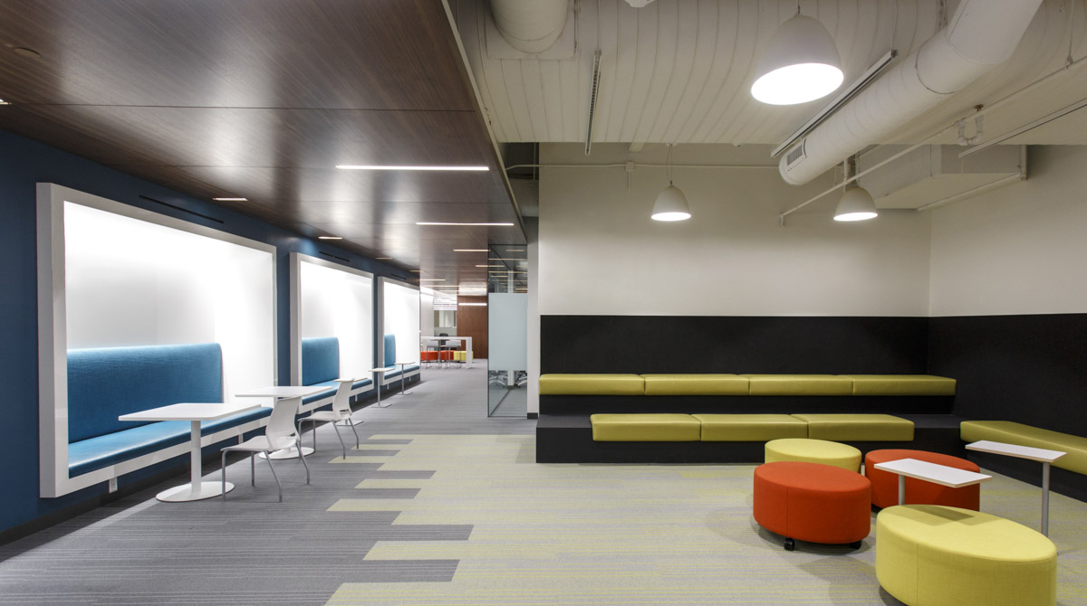 The FICO Austin Office Scores a New Space - 1