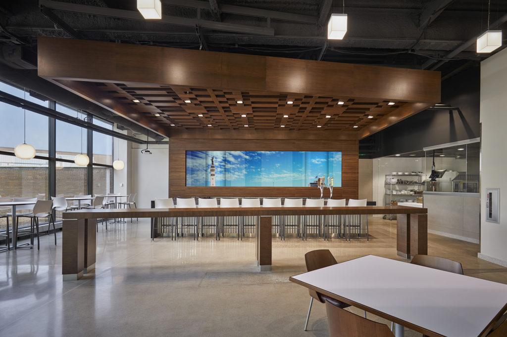 Corporate Cafeteria Renovation - 4