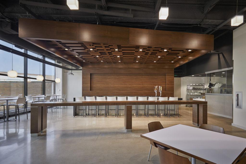 Corporate Cafeteria Renovation - 8