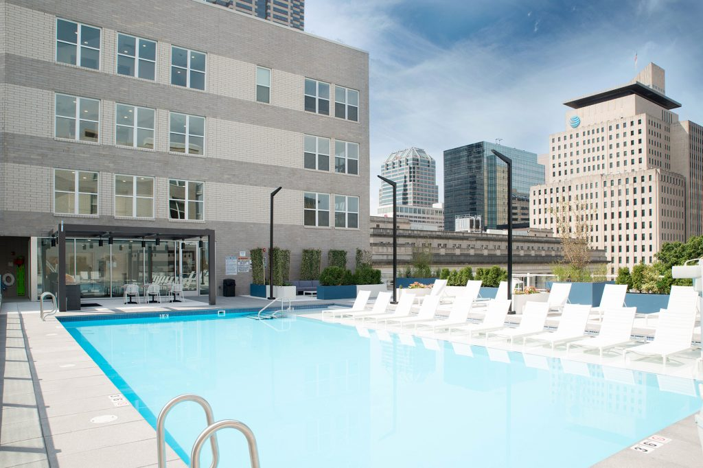 Creating Community and Luxury Living at The Whit in Downtown Indianapolis - 19
